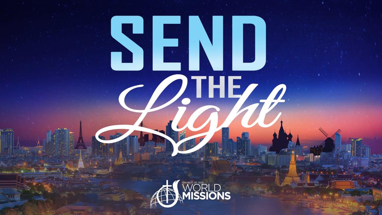 Send the Light - Edinburgh/Dundee