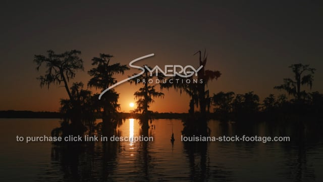 2939 Epic Louisiana sunrise