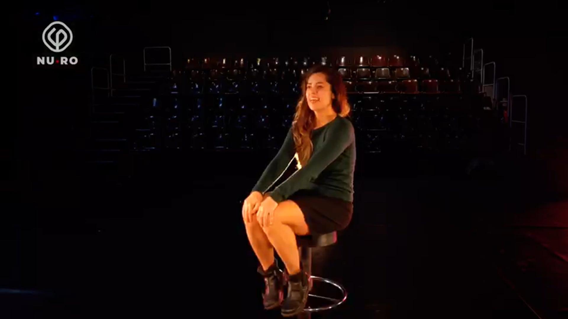 Devórate en el Carme Teatre (entrevista)