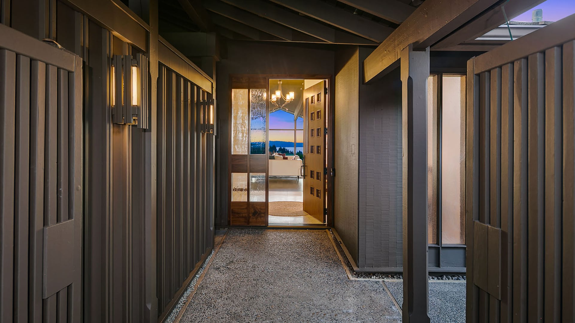 Mid-Century View Home in Inverness, Seattle - Designed by Ralph Anderson