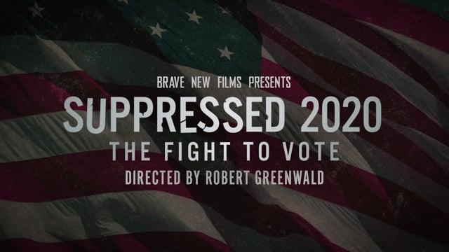 FULL FILM - Suppressed 2020