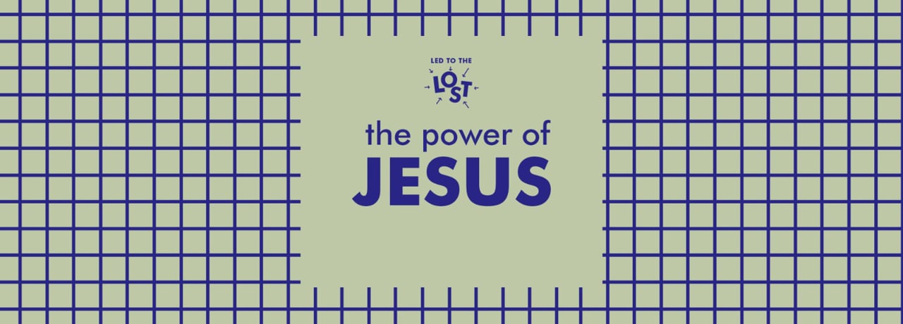 Led to the lost, part 3, the power of Jesus.mov