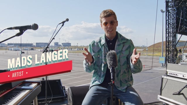 Drive In Live - Mads Langer