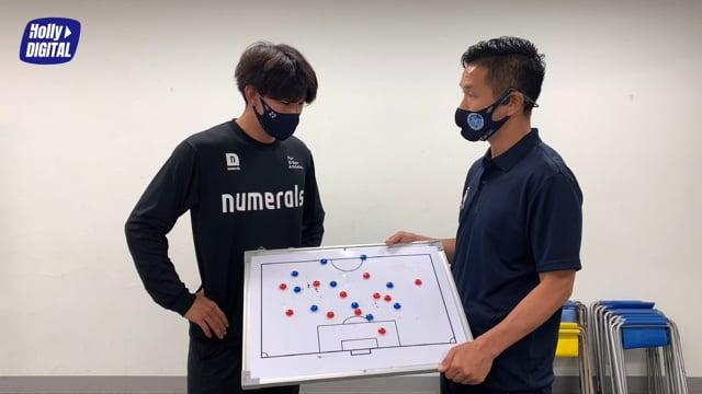 【第21節vs.山口】柳澤亘選手インタビュー