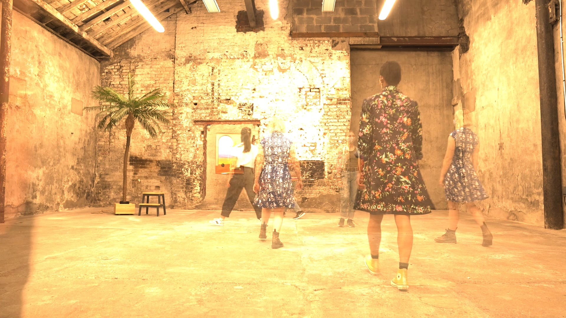 A Piece of my Heart by Justine Doswell - Trailer for Dancer from the Dance Festival 2021