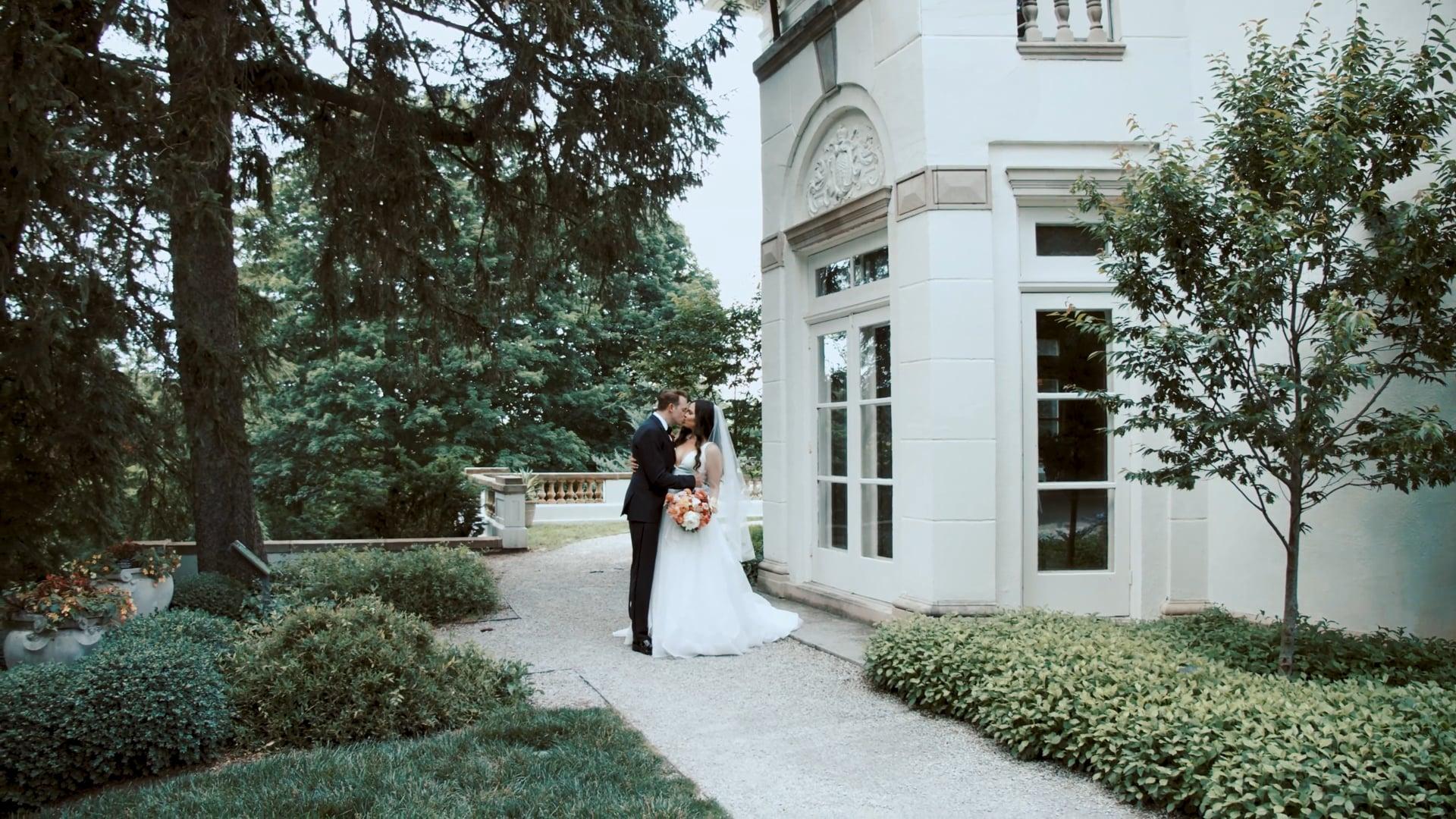 Audrey & Alan Wedding Film