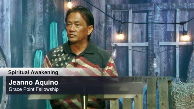 Spiritual Awakening | Jeanno Aquino