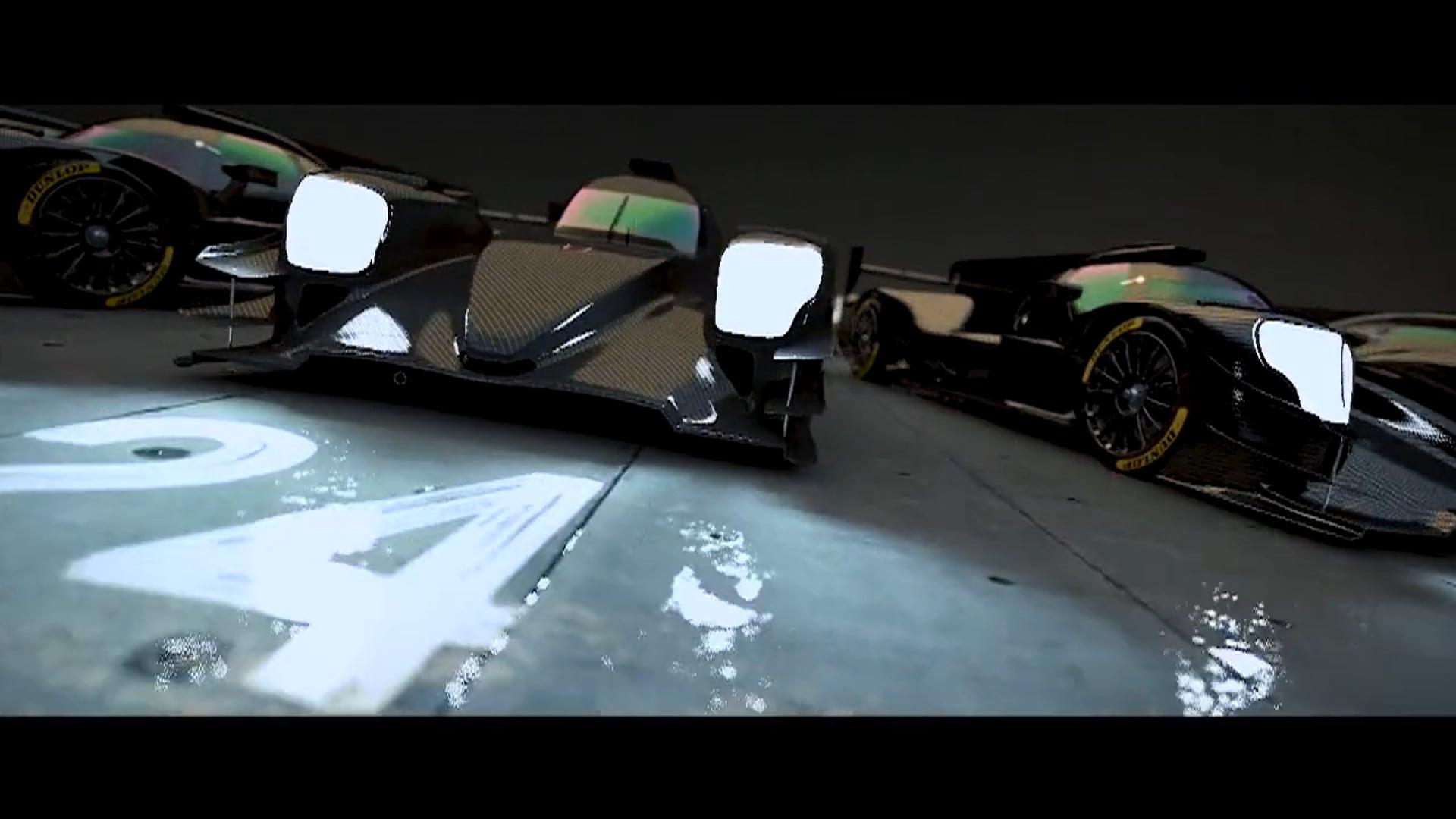 Teaser Hypercar