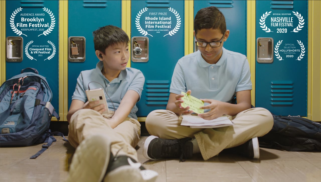 Cramming | Short Film of the Day