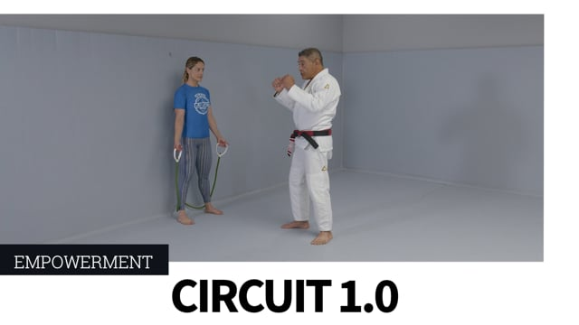 Empowerment 4th class: the first circuit