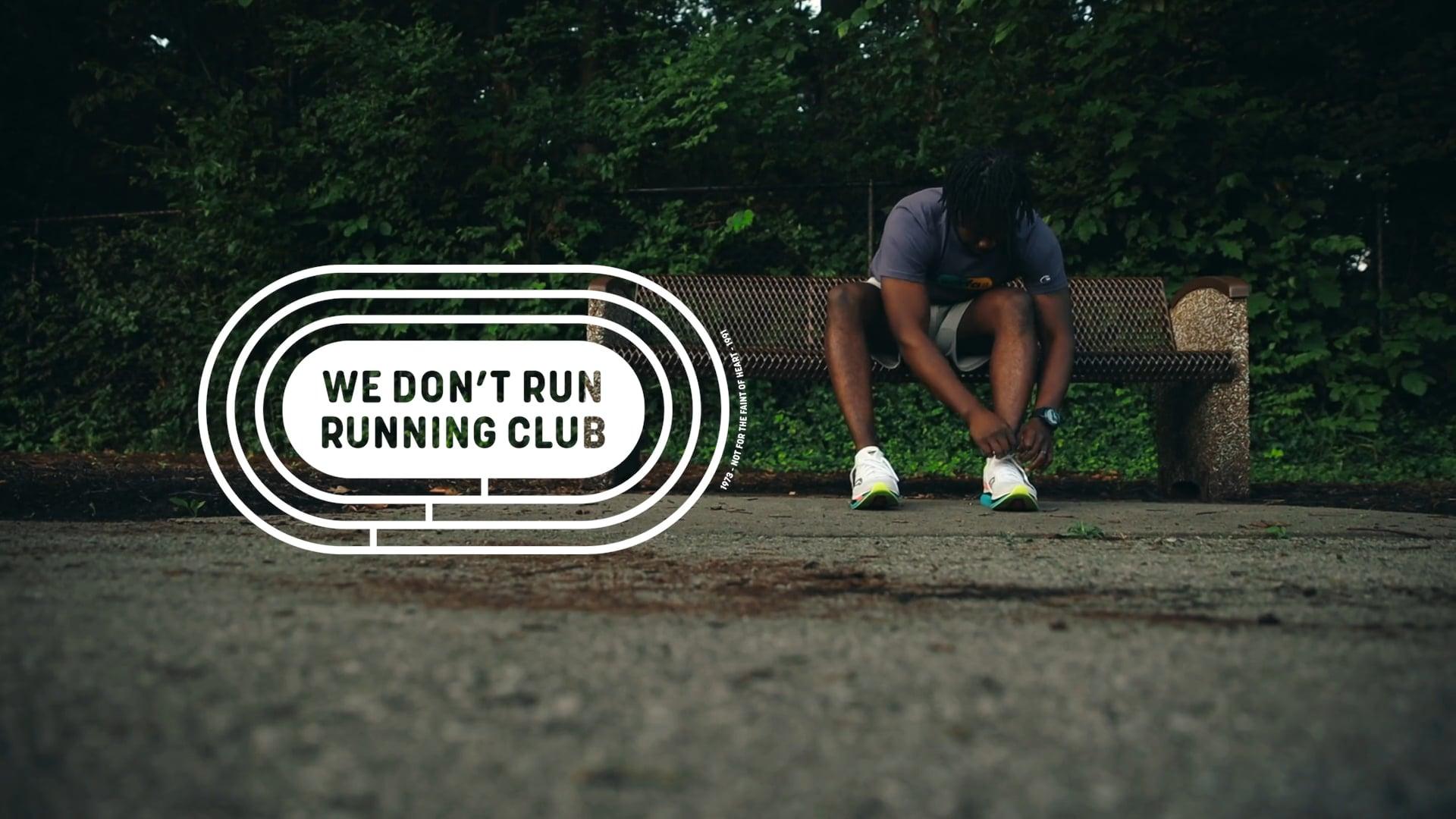 WDRFA Running Club 2021