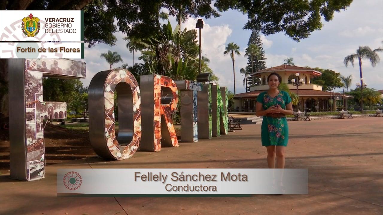 Orgullo Veracruzano: Fortín de las Flores