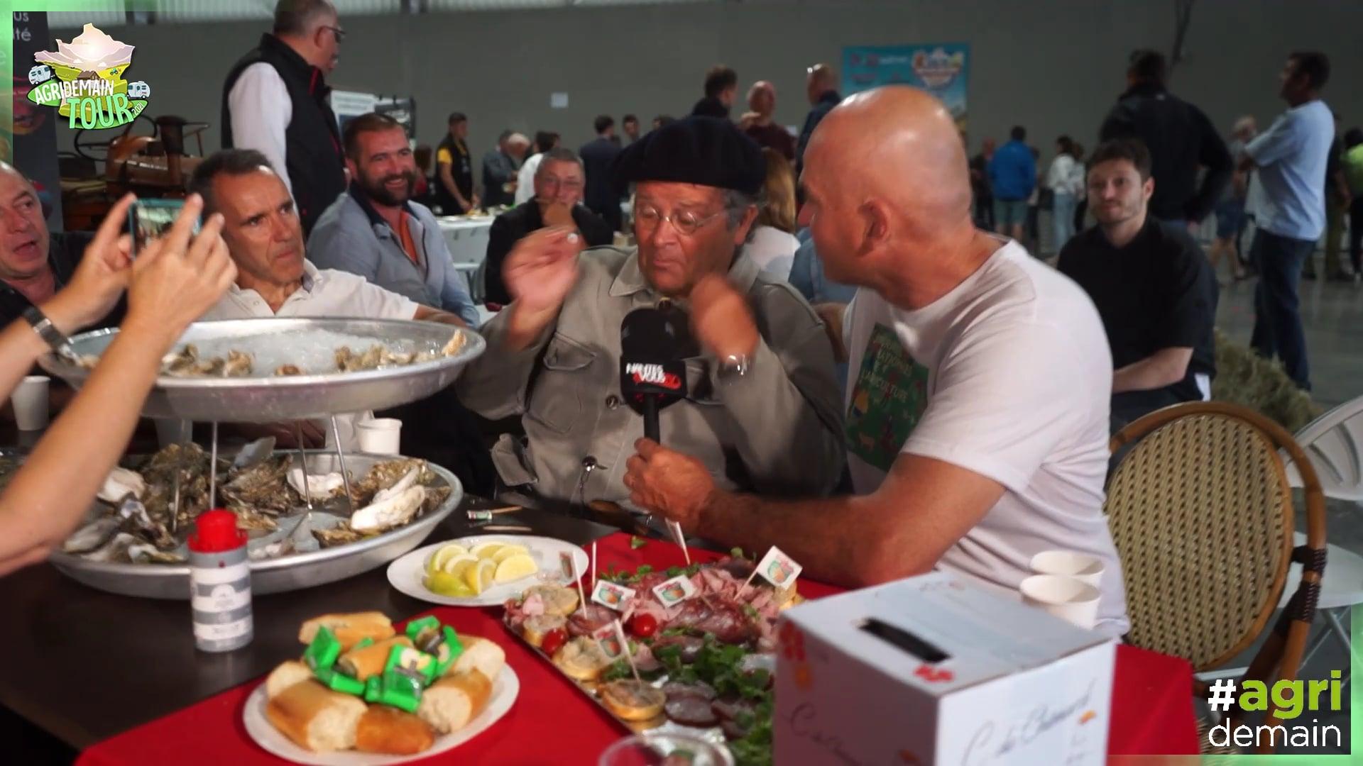 Agridemain Tour 2021 - Serge Maret comédien.mp4