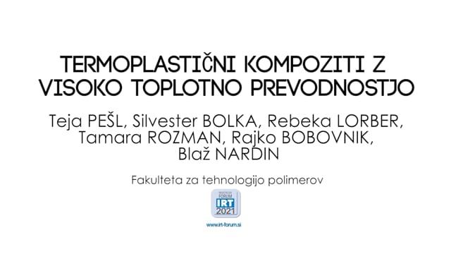 TERMOPLASTIČNI KOMPOZITI Z VISOKO TOPLOTNO PREVODNOSTJO.mp4