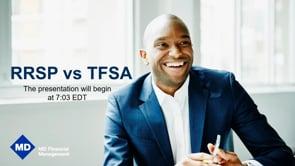 Webinar | RRSP vs TFSA (June 23, 2020)
