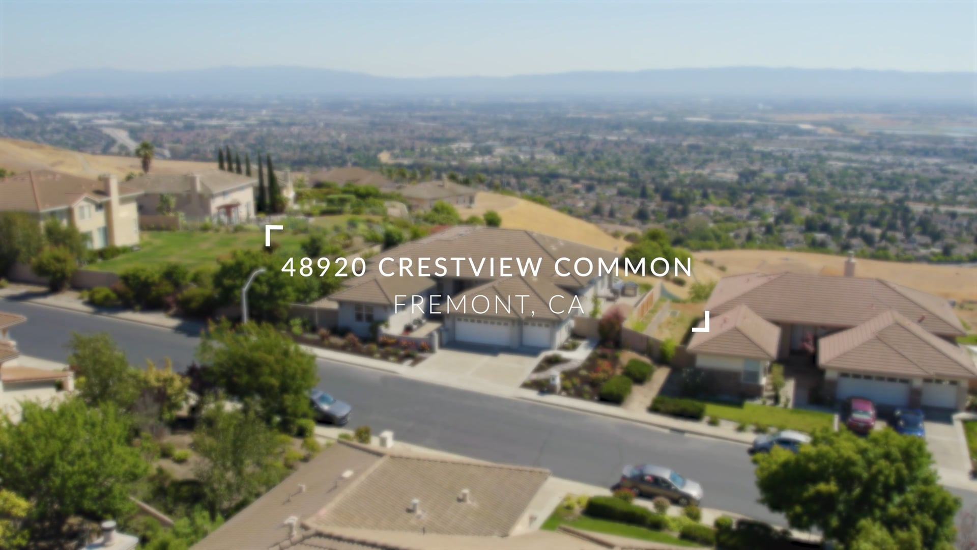 48920 Crestview Common, Fremont, Ca   Joseph Sabeh Jr   Venture Sotheby's International Realty