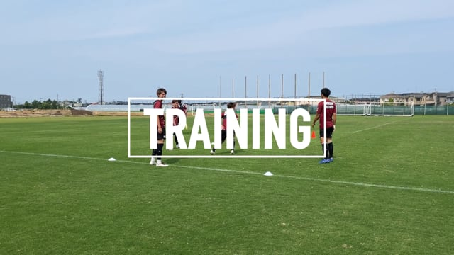 TRAINING - the week of the June 28th -