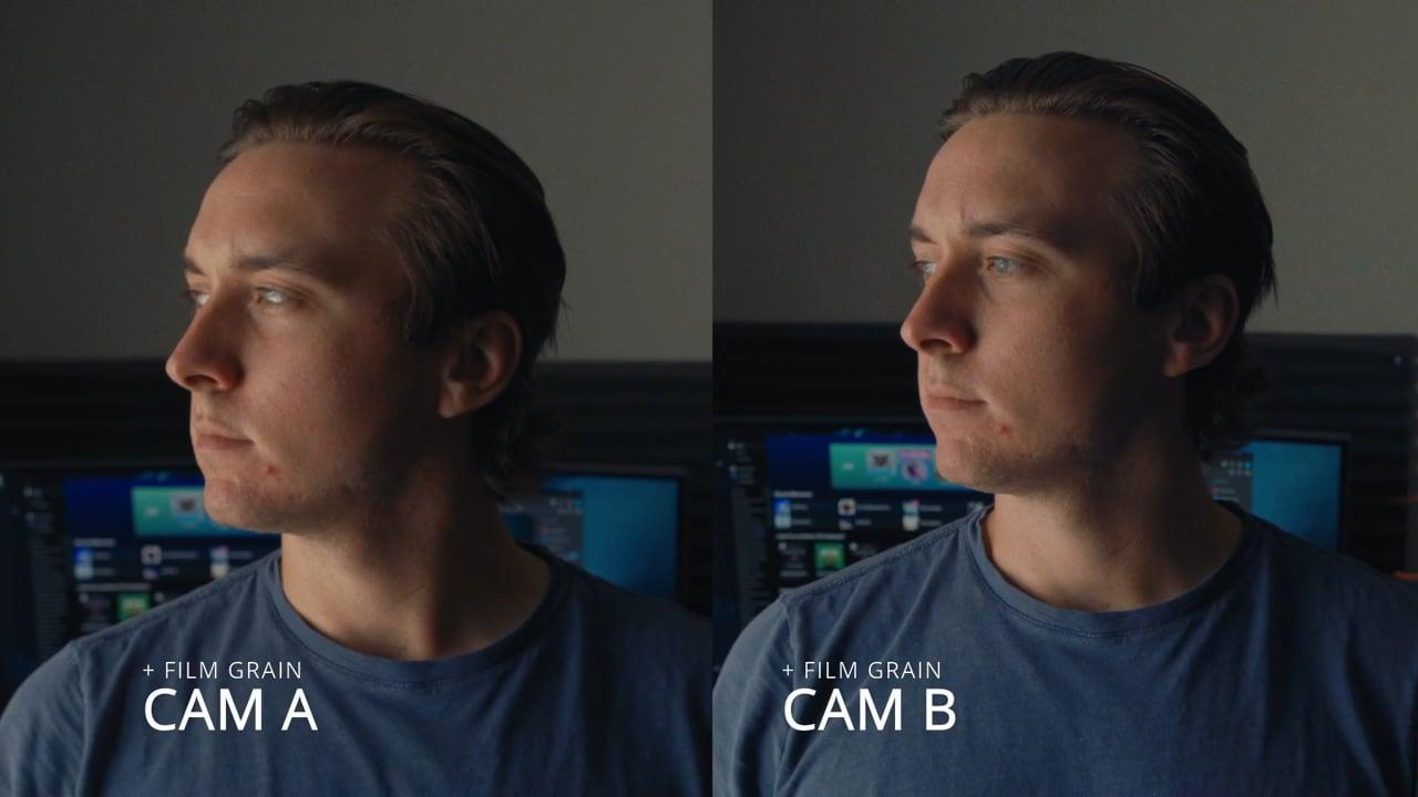 Arri Amira vs BMPCC4k (5219 film emulation)