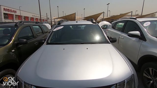 RENAULT DUSTER - SILVER -...