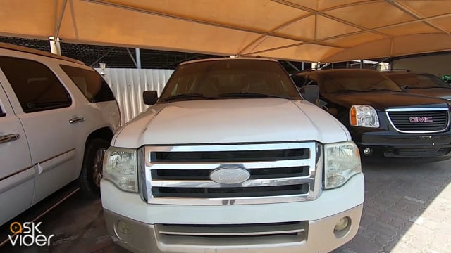 FORD EXPEDITION - WHITE -...