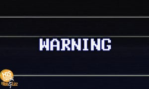 You come with a warning label, what does it say?!