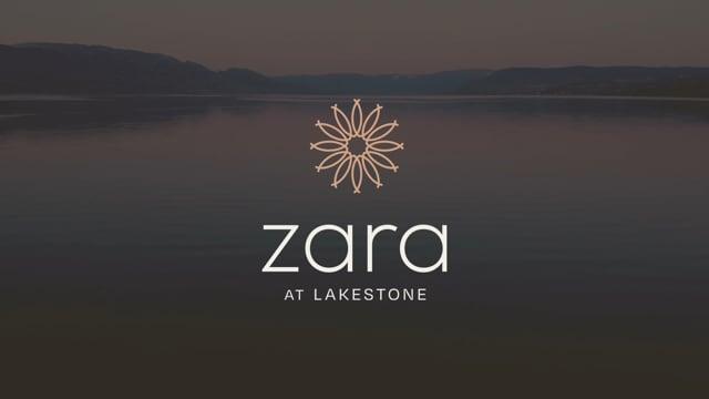Zara at Lakestone with Amir Haque, Principal at Dominium