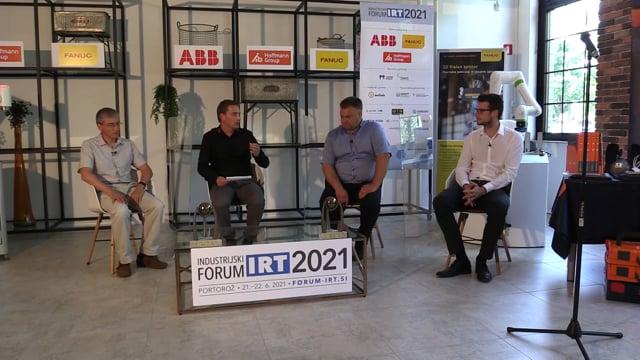 IFIRT 2021 Priznanje TARAS
