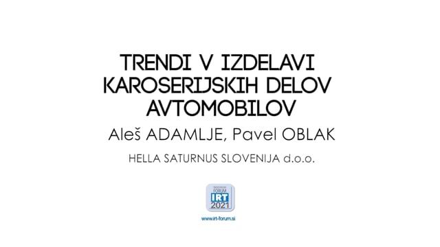 TRENDI V IZDELAVI KAROSERIJSKIH DELOV AVTOMOBILOV.mp4