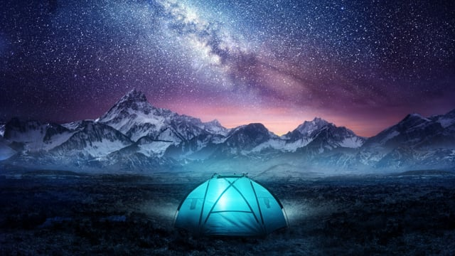 Sleeping under the Stars - Part #3