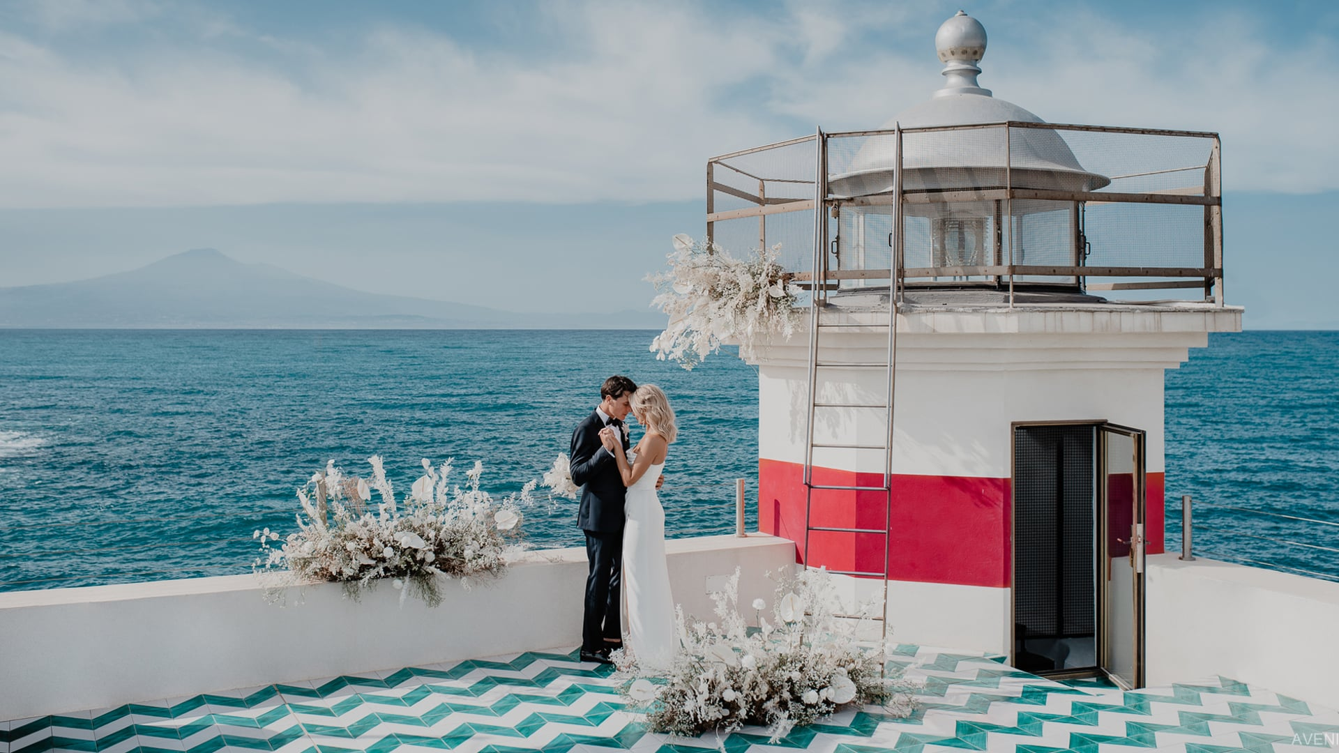 A Lighthouse Romance in Sicily