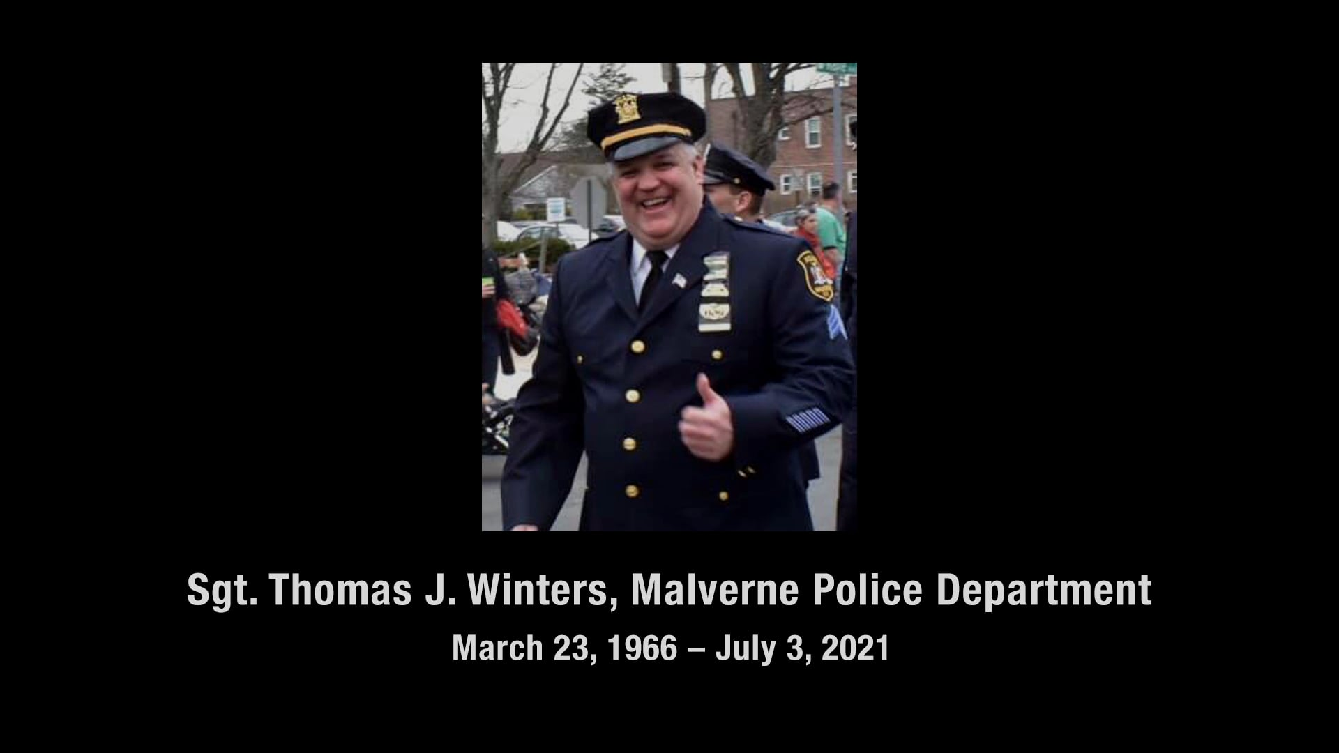 Sgt. Thomas J. Winters
