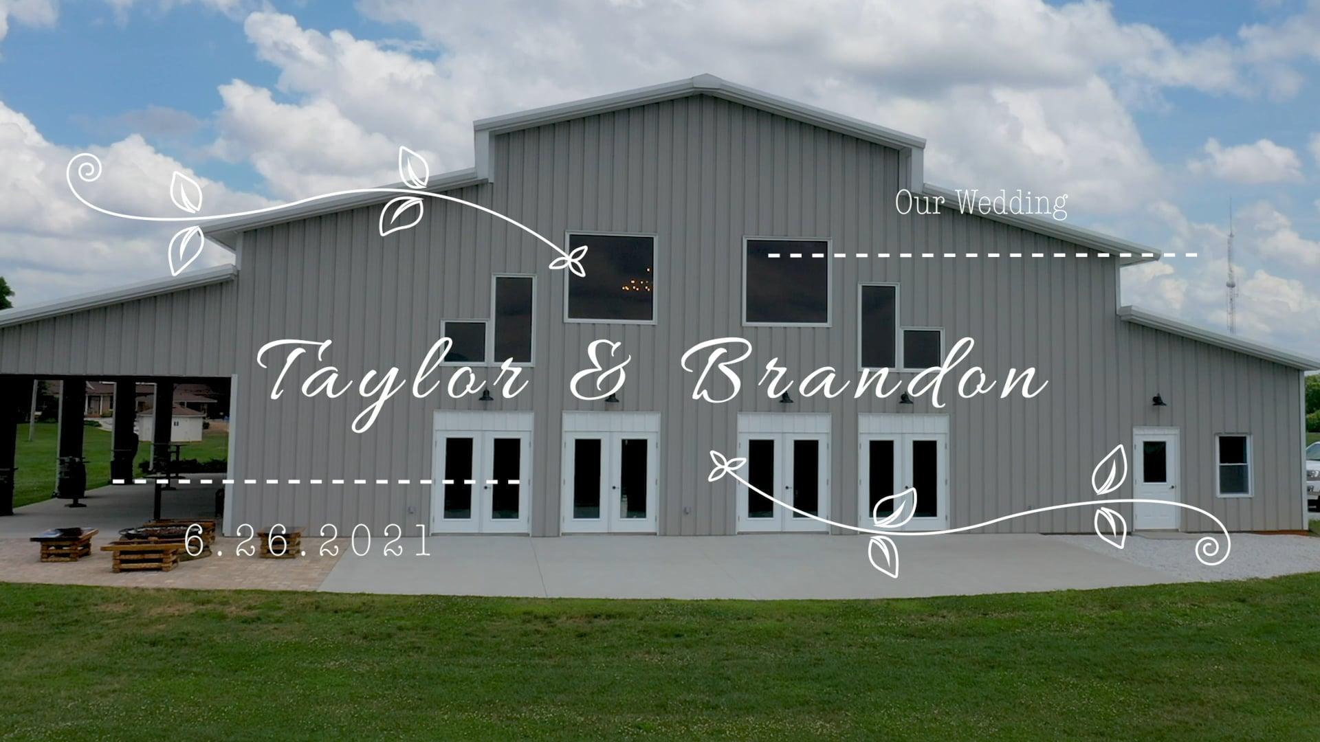 Taylor & Brandon Highlight Film
