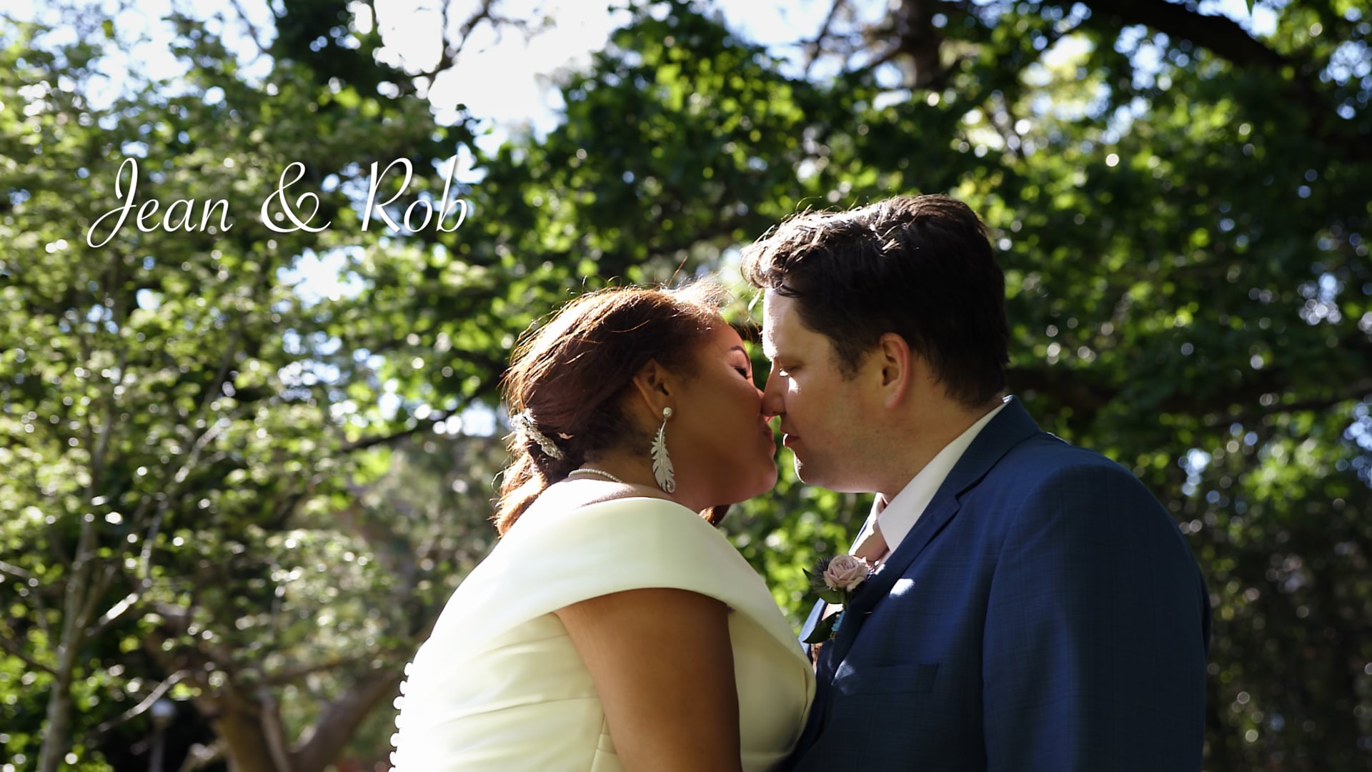 Jean & Rob - Wedding Highlights (Event)
