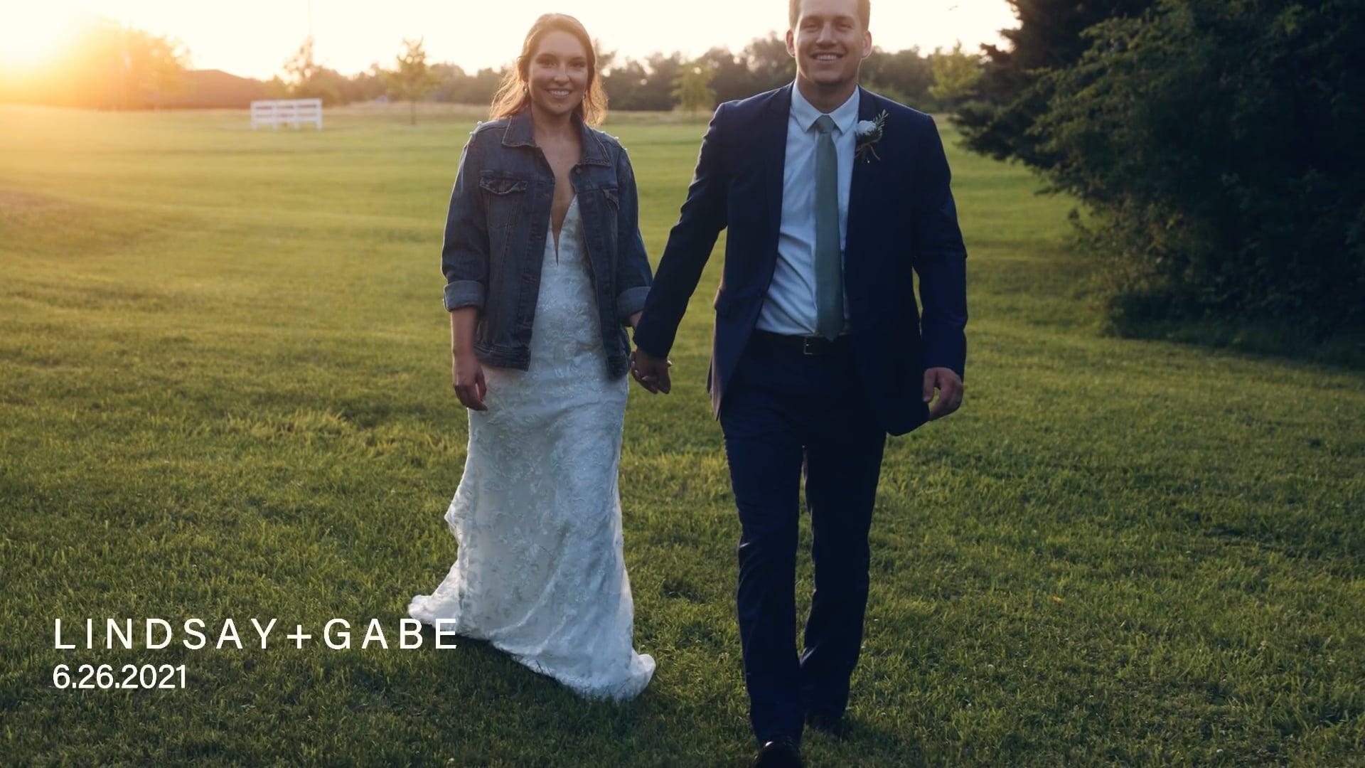 "Lindsay + Gabe Wedding Film - ""Bloom"" by The Paper Kites"