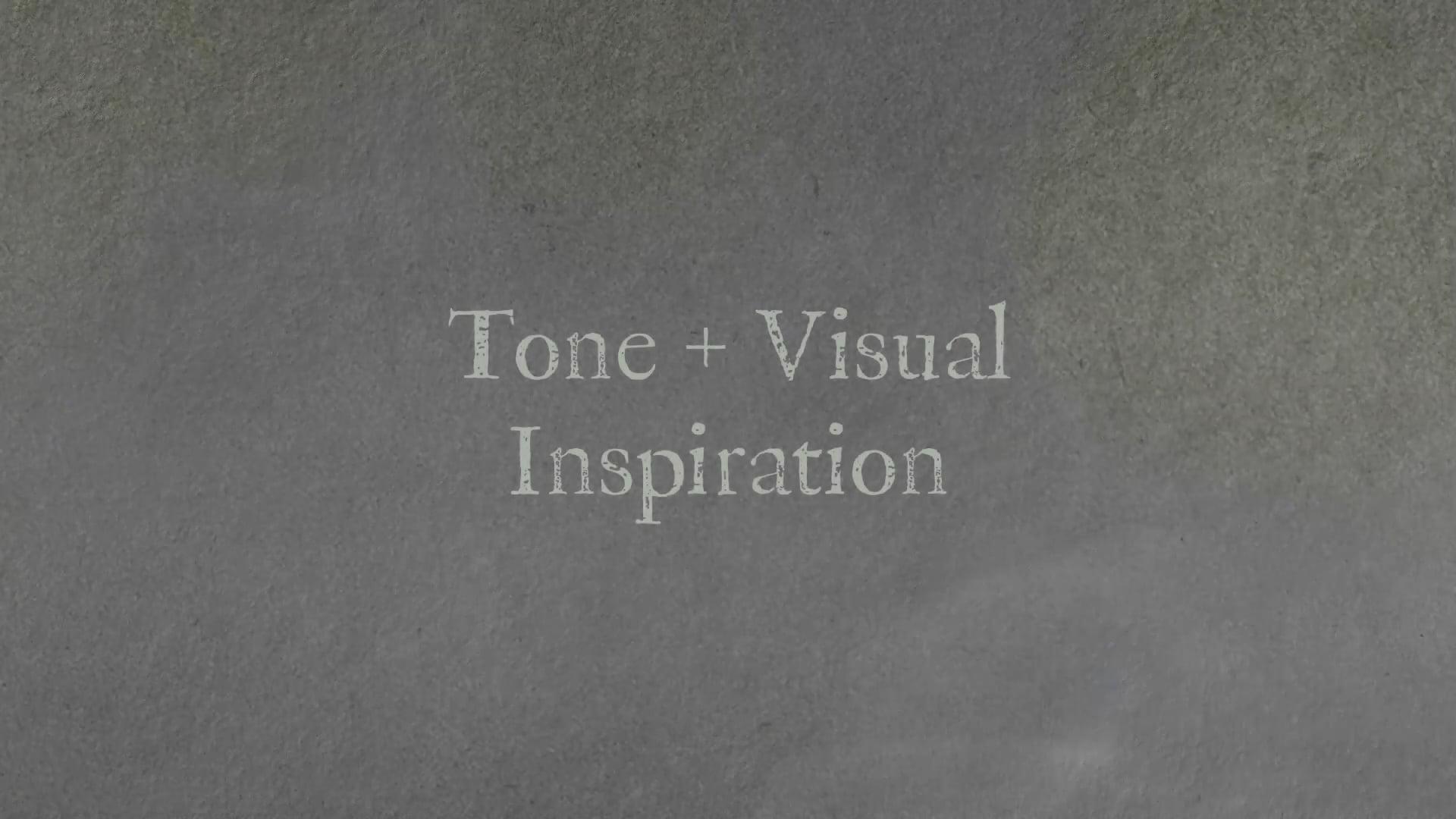 Visual Tone