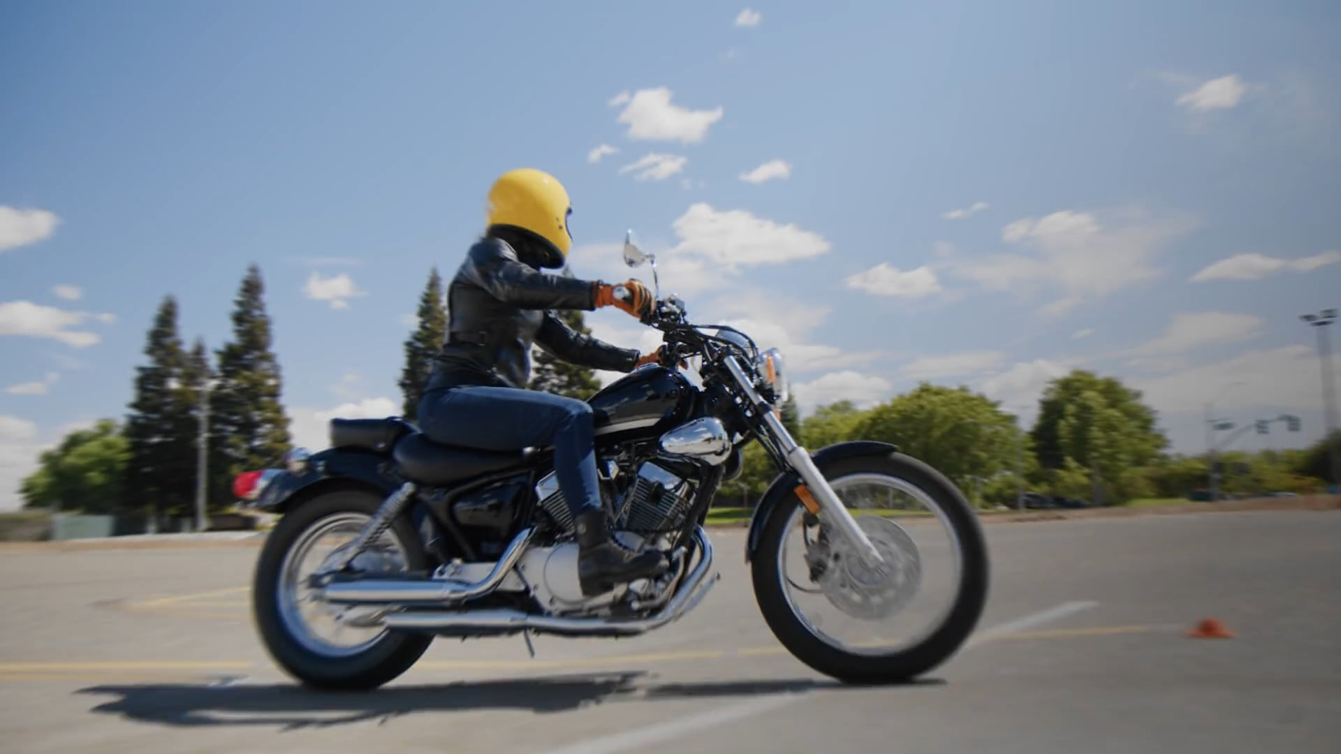 CALIFORNIA MOTORCYCLE SAFETY PROGRAM   CHP - (COMMERCIAL)