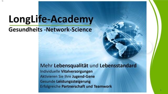 Vorstellung der LongLife-Academy - Tag der digitalen offenen Tür