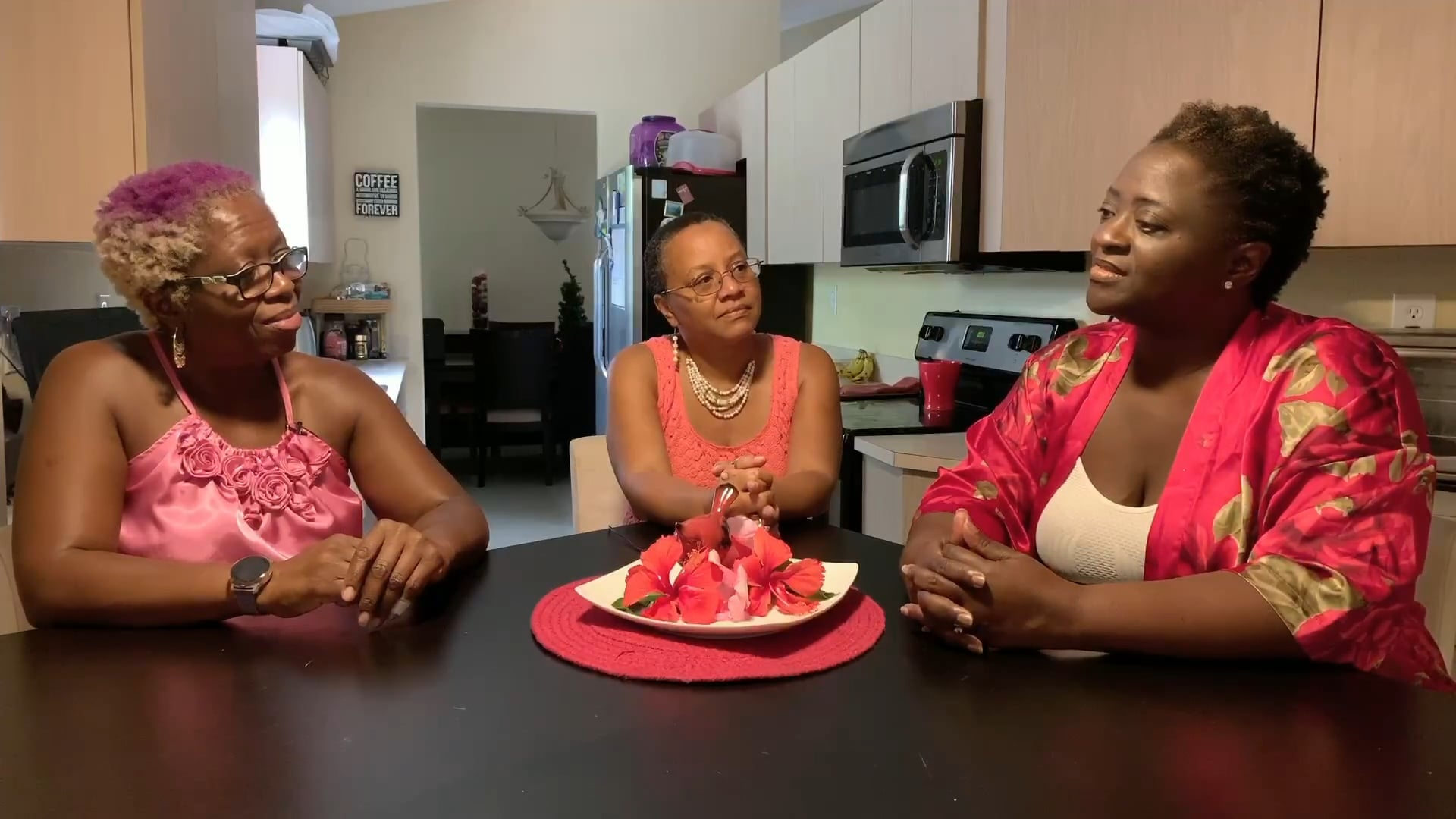 Woman to Woman: Domestic Abuse