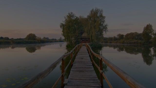 Fisherman's House Staryi Solotvyn, Ukraine