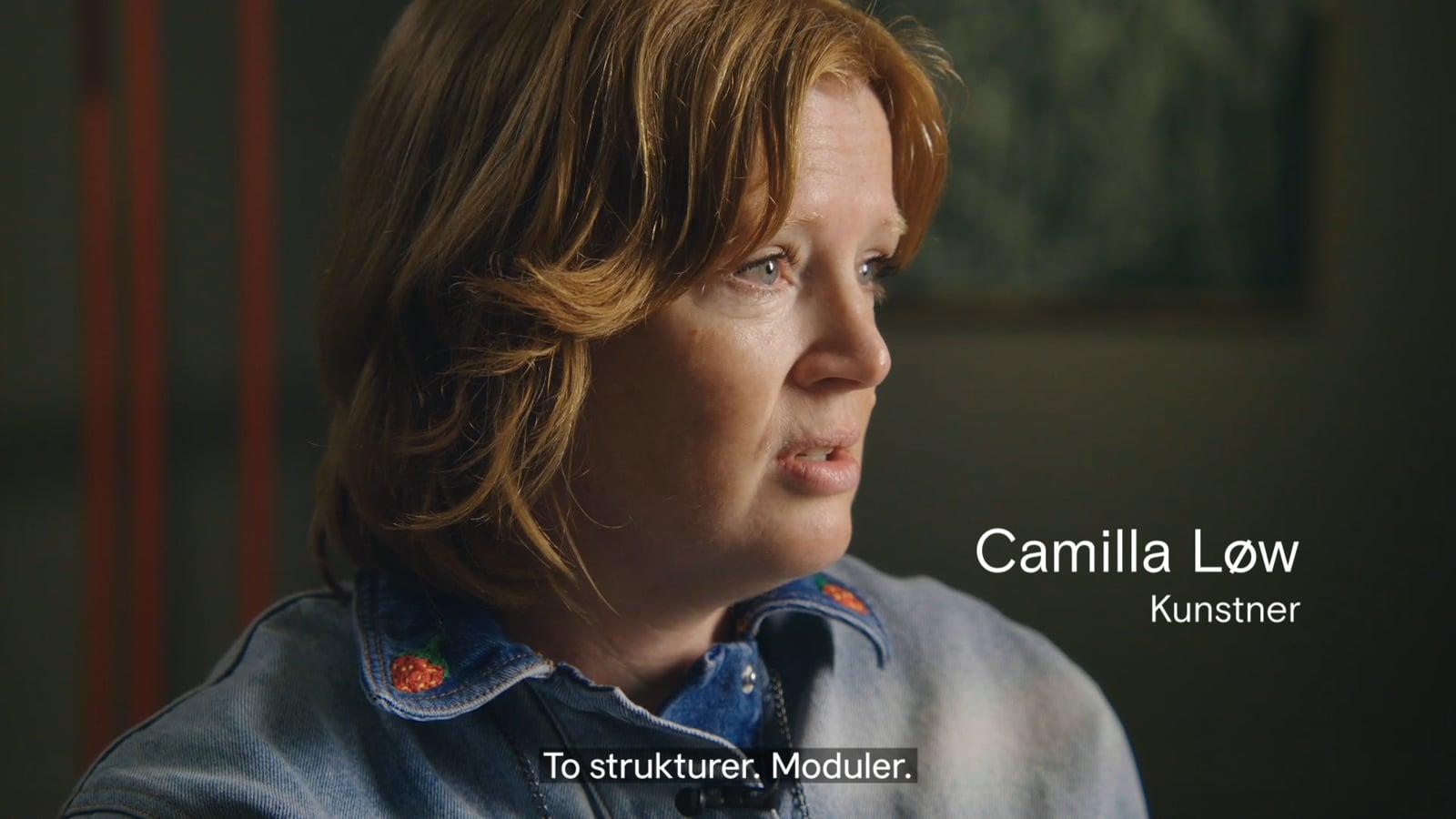Kunstnerintervju: Camilla Løw