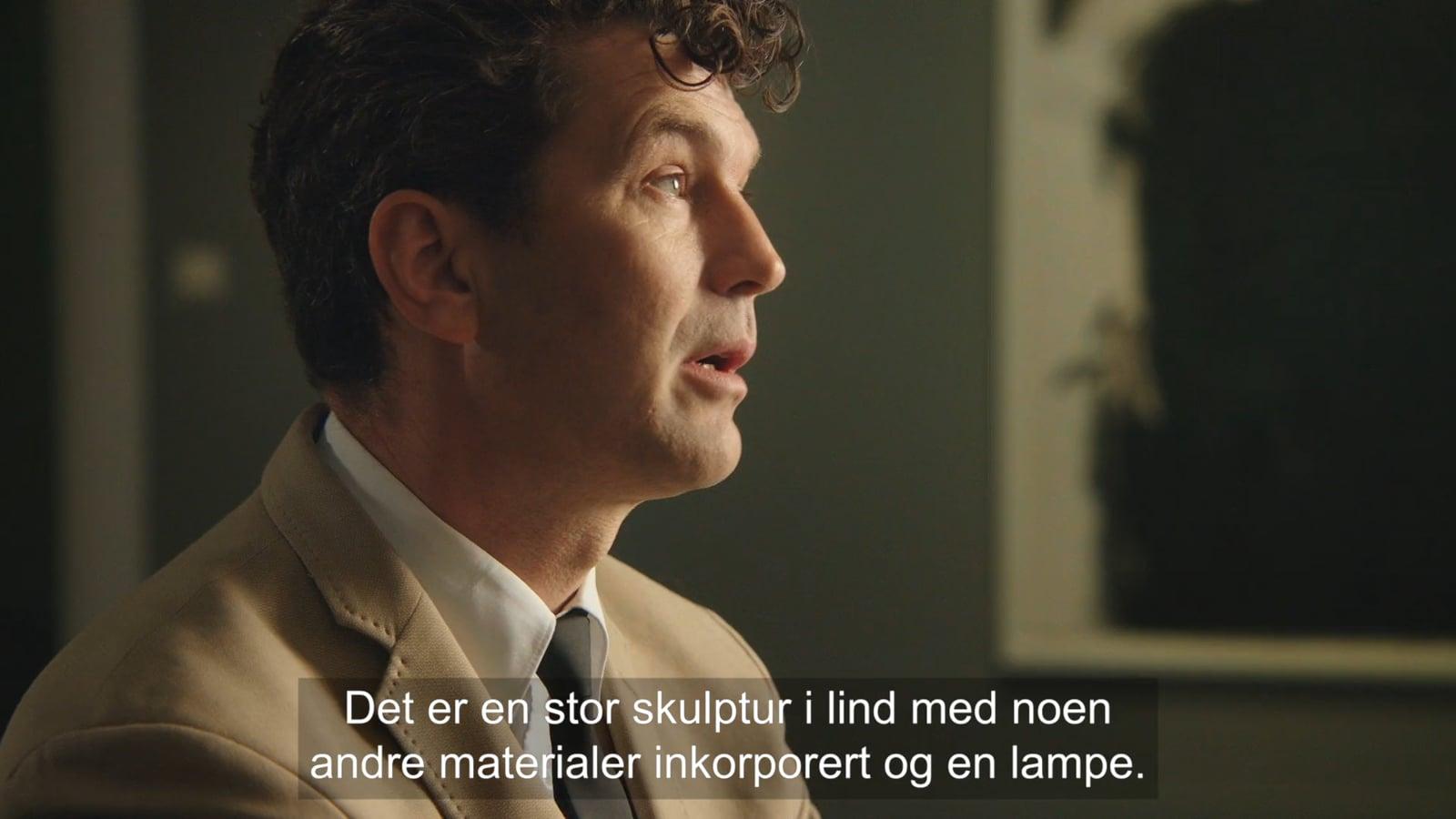 Kunstnerintervju: Mattias Härenstam