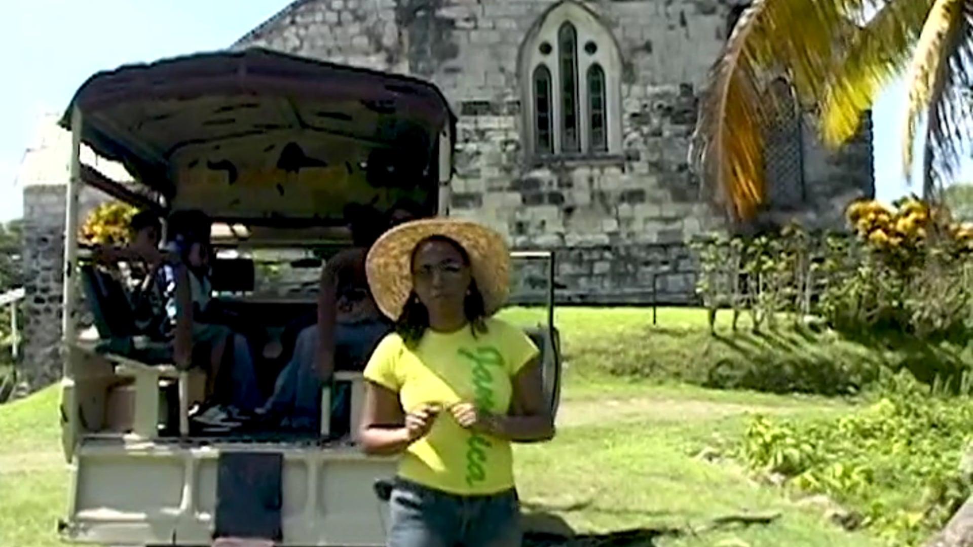 Dry Lan' Touris': Chukka Caribbean Montpelier Tour