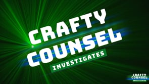 Crafty Counsel Investigates: Resilience