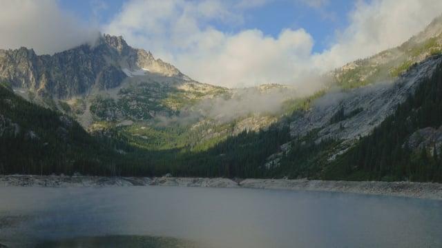 Snow Lakes, the Enchantments