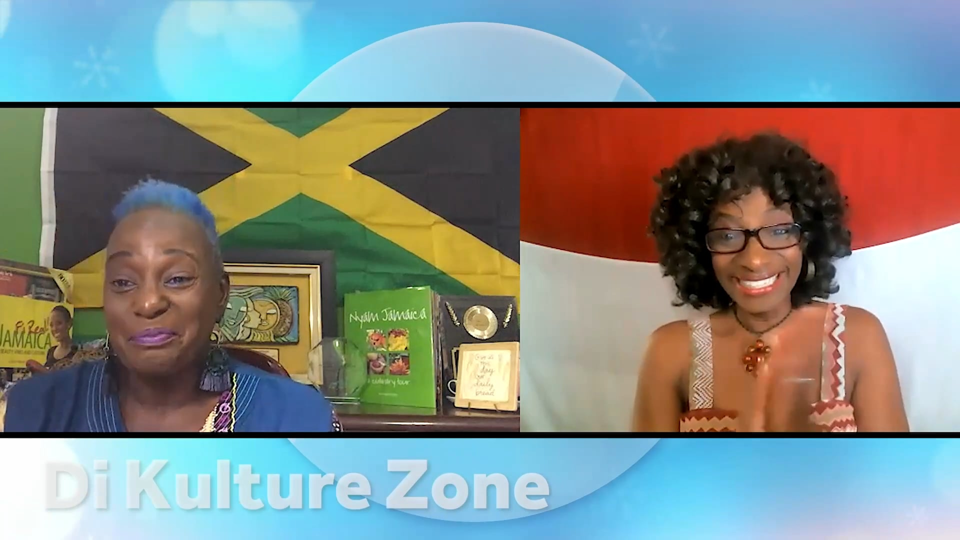 Di Kulture Zone explores food with Janet Crick, Jamaica Food Tours