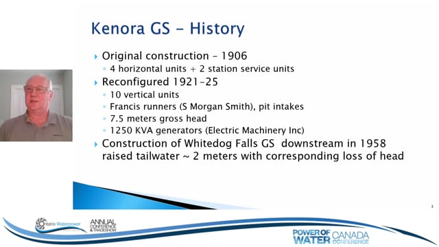 A Case Study of the Kenora GS Redevelopment