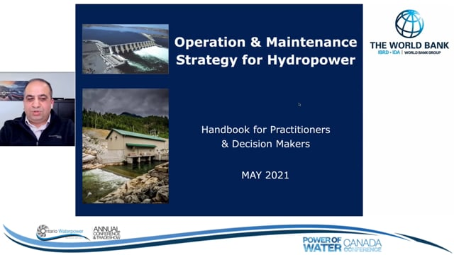Operations & Maintenance Strategies for Hydropower: A handbook for Practitioners and Decision Makers