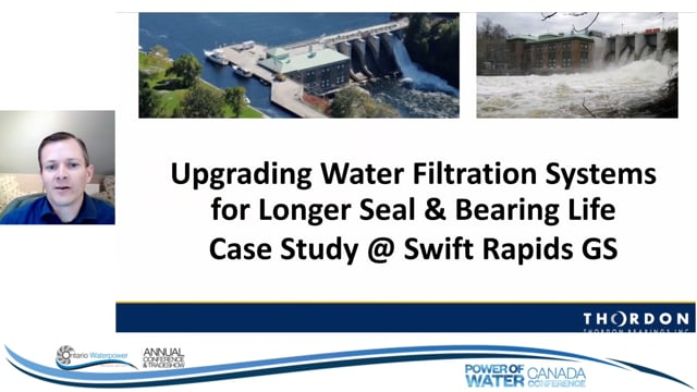 Case Study of Upgrading Water Filtration Systems for Longer Seal and Bearing Life