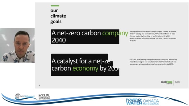 OPG's Climate Change Action Plan