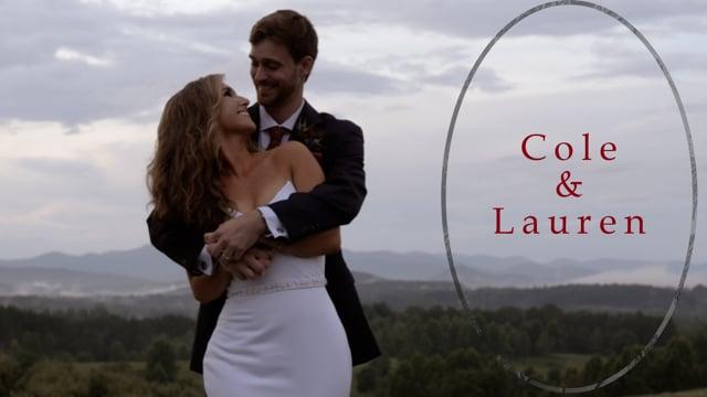 Cole and Lauren's Teaser Trailer